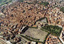 le più grandi piazze d'Itlia